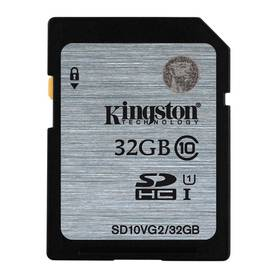 Kingston SDHC 32GB UHS-I U1 (45R/10W) (SD10VG2/32GB)