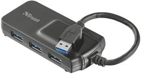 Trust USB 3.0 / 4x USB 3.0 (21318) černý