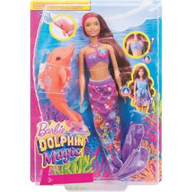 Mattel magický delfín kamarádka + Doprava zdarma