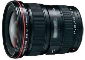 Canon EF 17-40mm f/4.0 L USM (8806A011AA) čierny