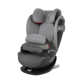 Cybex Pallas S-fix 2018, 9-36kg, Manhattan Grey + Doprava zdarma