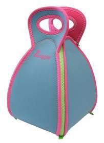 termoizolační taška, světle modrá (Náhradní obal / Silně deformovaný obal 3000003223)
