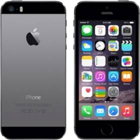 Apple iPhone 5s Space Gray 16GB - DEMO (ME414CS/A)