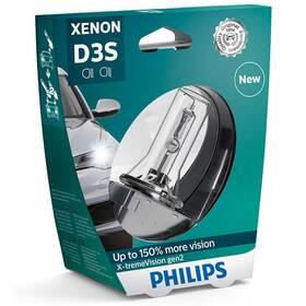 Philips Xenon X-tremeVision D3S, 1ks (42403XV2S1)