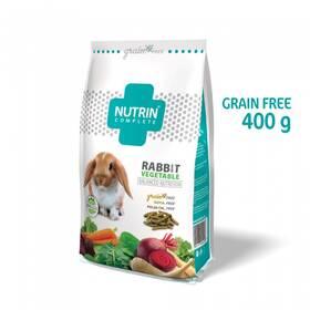 Darwin's Nutrin Complete Vegetable Grain Free Králik 400g