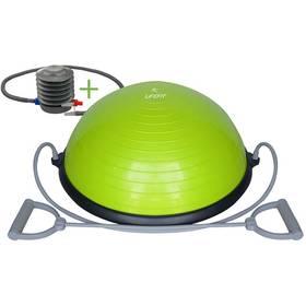 LIFEFIT BALANCE BALL 58 cm + pumpa zelená + Doprava zdarma