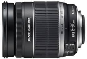 Canon EF-S 18-200mm f/3.5-5.6 IS (2752B005CA) černý + Cashback 2500 Kč + Doprava zdarma