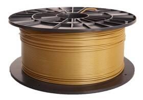 Tlačová struna (filament) Filament PM 1,75 PLA, 1 kg (F175PLA_GO) zlatá