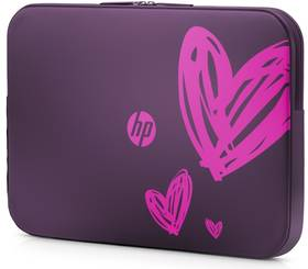 "HP Spectrum Hearts (dámská edice) 15,6"" (1AT98AA#ABB) fialová"