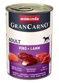 Animonda Adult Gran Carno hovädzie + jahňa 400 g