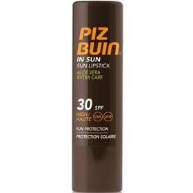 Piz Buin Balzám na rty s Aloe Vera SPF 30 (In Sun Lipstick Aloe Vera Extra Care) 4,9 g