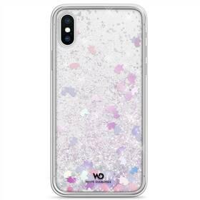 Kryt na mobil White Diamonds Sparkle na Apple iPhone X/Xs - jednorožci (WD1370SPK13)