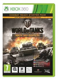 Microsoft Xbox 360 World of Tanks Combat ready starter pack (4ZP-00020) + Doprava zdarma