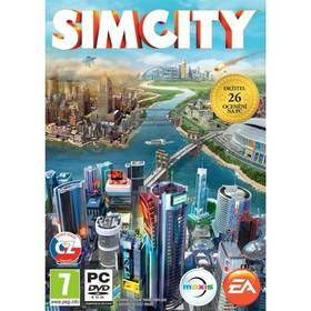 Hra EA PC SimCity (EAPC04171)