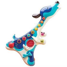 Elektronická kytara B-toys pejsek