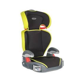 GRACO JUNIOR MAXI 2016, 15-36 kg Sport Lime černá barva/žlutá barva
