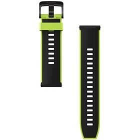 Huawei silikonový pro chytré hodinky Huawei Watch GT, Watch GT 2 - Fluorescent Green (02232UGA) zelený
