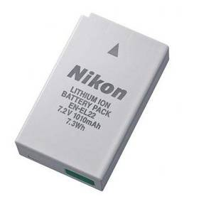 Nikon EN-EL22 dobíjecí pro Nikon 1 (VFB11501) + Doprava zdarma