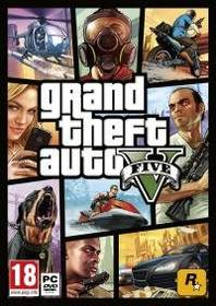 Hra RockStar PC Grand Theft Auto V (428390)