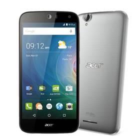 Acer Liquid Z630 (HM.HQGEU.001) stříbrný SIM s kreditem T-mobile 200Kč Twist Online Internet (zdarma)+ Voucher na skin Skinzone pro Mobil CZ v hodnotě 399 Kč jako dárek+ Software F-Secure SAFE 6 měsíců pro 3 zařízení v hodnotě 999 Kč jako dárek + Doprava