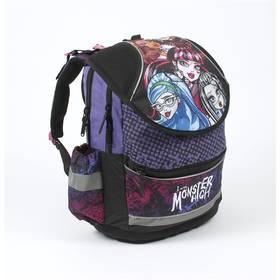 P + P Karton anatomický Monster High černé/růžové/fialové + Doprava zdarma