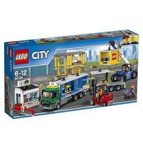 LEGO® CITY® Town 60169 Nákladní terminál