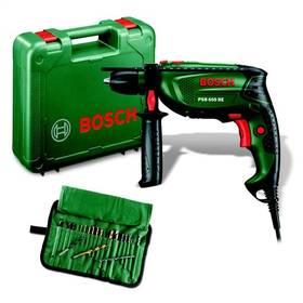 Bosch PSB 650 RE + 19 ks sada přísl.