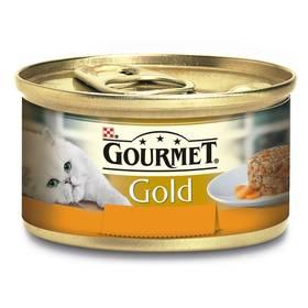 Gourmet Gold Savoury Cake s kuřetem a mrkví 85g