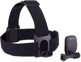 GoPro Head Strap + QuickClip (ACHOM-001) černý