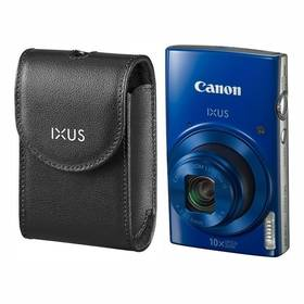 Canon IXUS 190 + orig.pouzdro (1800C010) modrý + Doprava zdarma