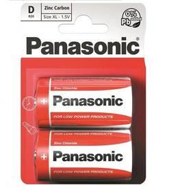 Panasonic D, R20, blistr 2ks (3845)