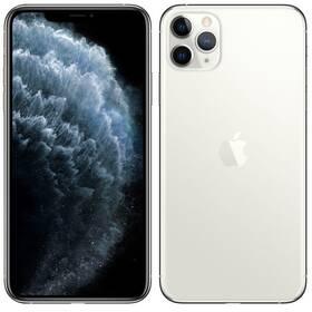 Apple iPhone 11 Pro Max 64 GB - Silver (MWHF2CN/A) (vrácené zboží 8800590198)