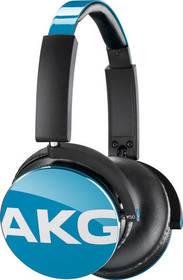 AKG Y50 modrá + Doprava zdarma