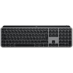 Logitech MX Keys for Mac, US (920-009558) sivá