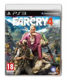 Ubisoft PlayStation 3 Far Cry 4 (USP3013200)