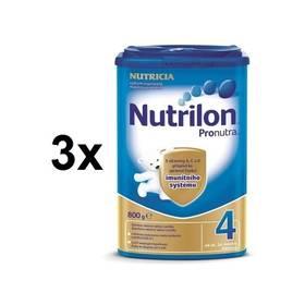 Nutrilon 4 Pronutra, 800g x 3ks + Doprava zdarma