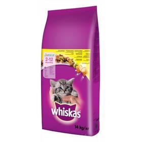 Whiskas Junior s kuřecím 14kg