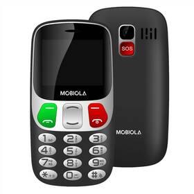 Mobiola MB800 Dual SIM (MB800CZ) černý