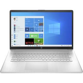 HP 17-cn0601nc (4A6F2EA#BCM) stříbrný