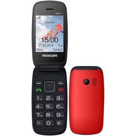 MaxCom Comfort MM817 (MM817CZER) červený