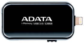 ADATA UE710 i-Memory 128GB (AUE710-128G-CBK) černý