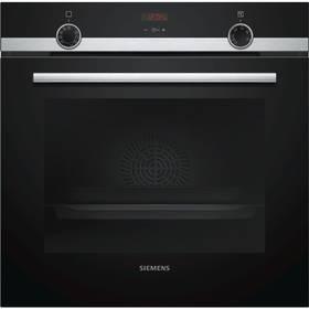 Siemens HB554ABR0 černá/nerez