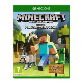 Microsoft Minecraft Favorites Pack (44Z-00039) + Doprava zdarma