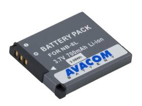 Avacom Canon NB-8L Li-Ion 3.6V 700mAh 2.59Wh (DICA-NB8L-534N3) černý