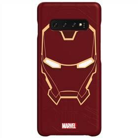 Samsung Iron Man pro Galaxy S10+ (GP-G975HIFGHWB) červený