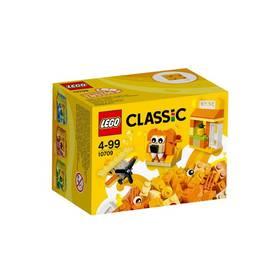 LEGO® CLASSIC 10709 Oranžový kreativní box + Doprava zdarma