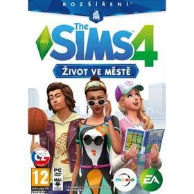 EA PC The Sims 4 - Život ve městě (EAPC05151)