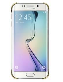 Samsung pro Galaxy S6 Edge (EF-QG925B) (EF-QG925BFEGWW) zlatý