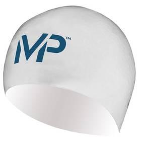 Michael Phelps Aqua Sphere Race cap bílá/modrá + Doprava zdarma