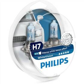 Philips WhiteVision H7, 2ks (12972WHVSM)